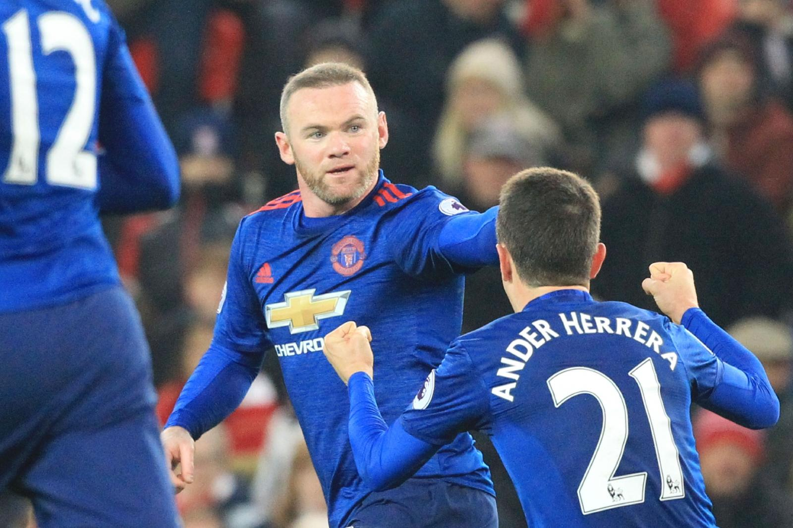 Manchester United captain Wayne Rooney outlines possible timeline over China move