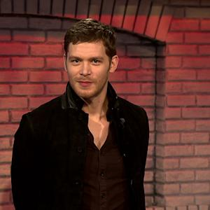 """The Originals"" Star Joseph Morgan Critiques Fan Art"