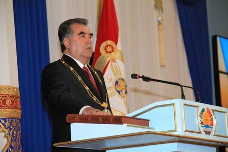 Tajik leader strengthening grip on power in volatile region