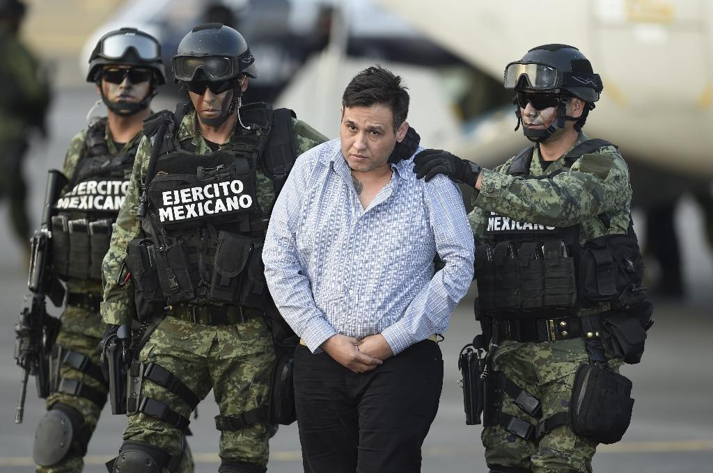 Mexico running out of drug cartel big fish