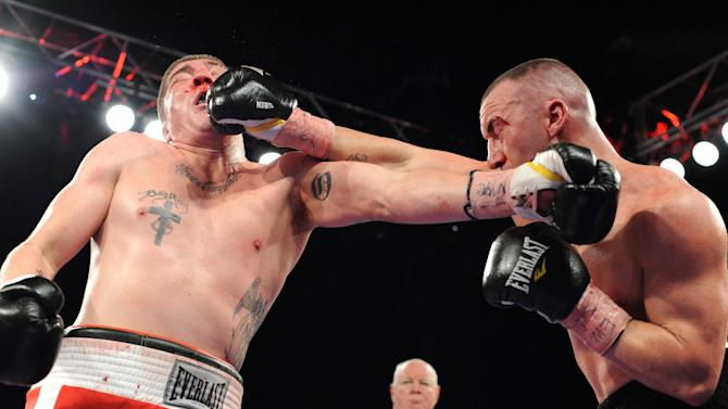 Boxing: Roger Cantrell vs. Sean Monaghan