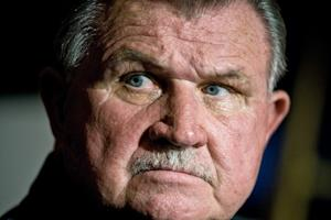 Mike Ditka, Former Chicago Bears Coach, Wishes He'd Run Against Obama