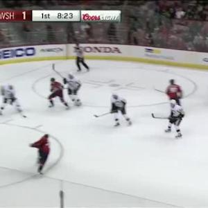 Marc-Andre Fleury Save on Troy Brouwer (11:42/1st)