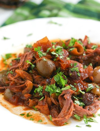 Gerald Ford | Crockpot Pot Roast