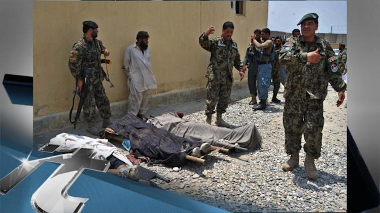 War & Conflict Breaking News: Suicide Bomber Kills Self, Other Bomber and 8 Passersby in Afghanistan