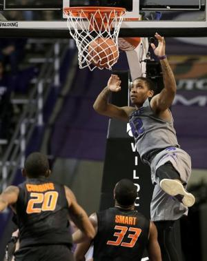 McGruder leads No. 25 K-State over No. 22 Cowboys
