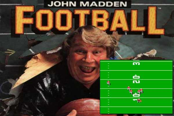 John Madden Football (1988)