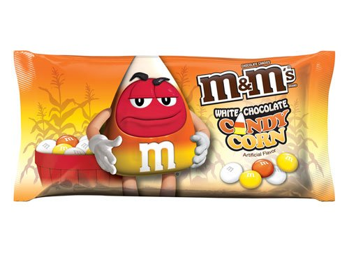 M&amp;Ms White Chocolate Candy Corn Candies