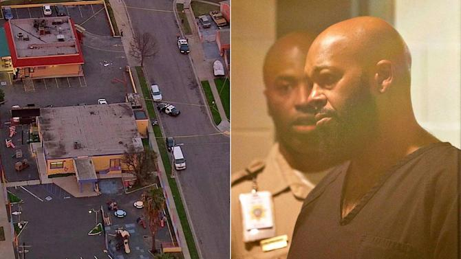 Suge Knight named person of interest in fatal hit-and-run
