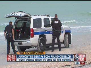 Body on beach identified as cruise ship worker