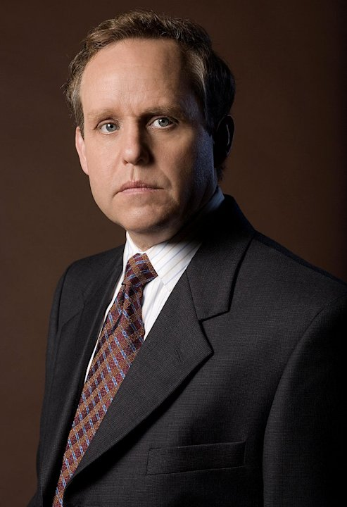 Peter MacNicol as Thomas Lennox in 24 on FOX.