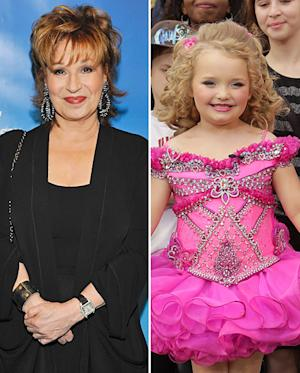 "Joy Behar: Honey Boo Boo Will ""Grow Up to Be a Big Fat Woman"""