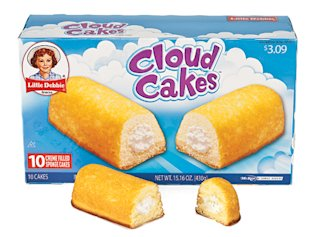 Little Debbie Cloud Cakes