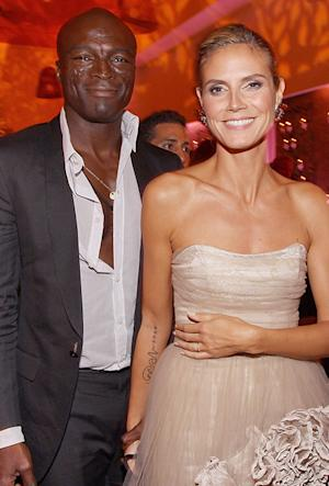 "Rep: Seal ""Was Not Implying"" Heidi Klum Cheated While Married"