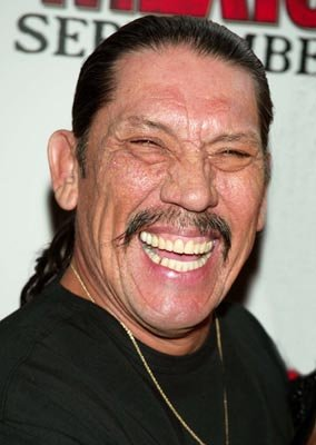 Danny Trejo at the New York premiere of Columbia's Once Upon a Time in Mexico