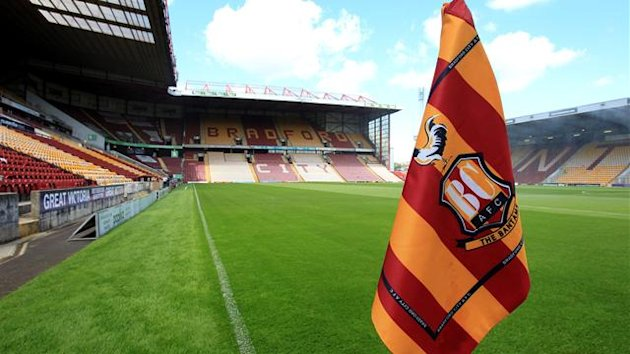 FOOTBALL Bradford City's Valley Parade