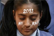 Rape dampens India's New Year celebrations