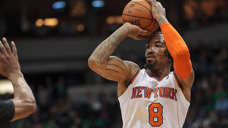 J.R. Smith declares himself one of the greatest shooters in bas…
