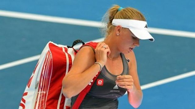caroline wozniacki, brisbane