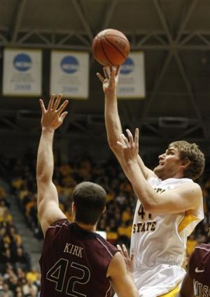 No. 24 Wichita State beats Missouri State 73-58