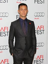 Joseph Gordon-Levitt attends the 2012 AFI FEST 'Lincoln' Closing Night Gala premiere at Grauman's Chinese Theatre in Hollywood, Calif. on November 8, 2012 -- Getty Premium