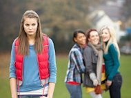 teenage girls bullying