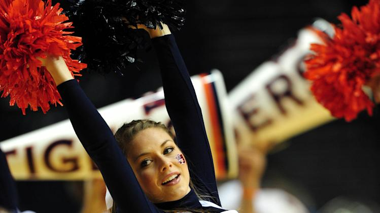 NCAA Basketball: SEC Tournament-Texas A&M vs Auburn