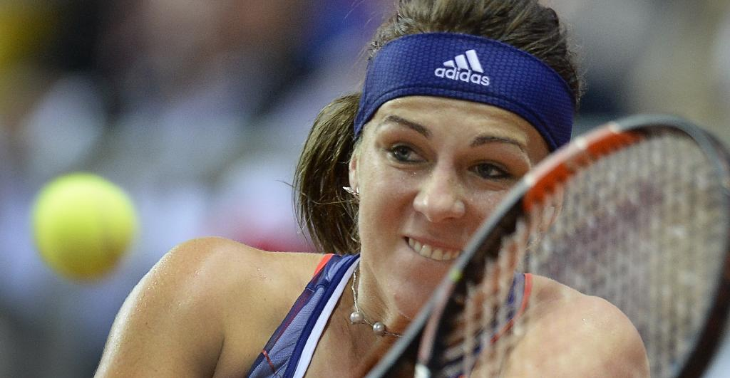 Pavlyuchenkova puts Russia 2-0 up against Germany