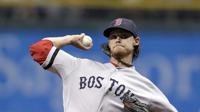 Buchholz strong in return, Red Sox beat Rays