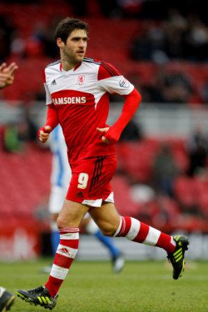 Soccer - Sky Bet Championship - Middlesbrough v Blackburn Rovers - Riverside