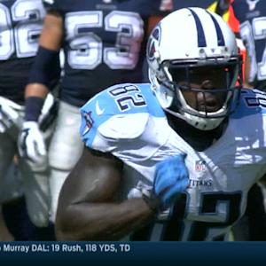 Week 2: Delanie Walker highlights