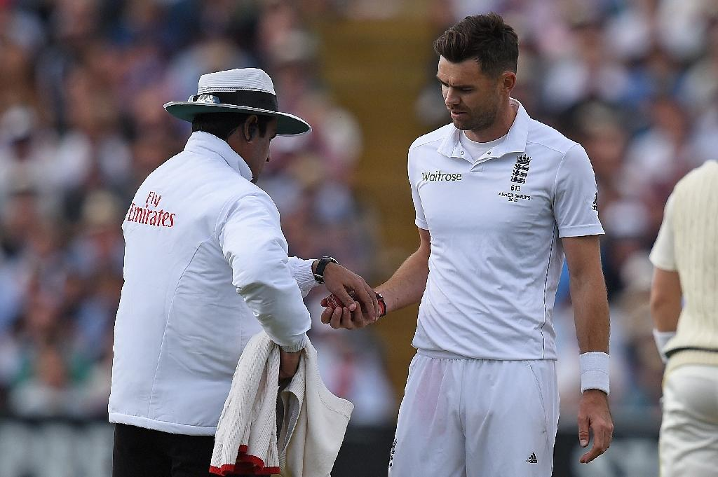 Anderson targets good start in Pakistan series