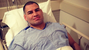 UFC Champ Cain Velasquez's Surgery Goes Well, But Facing Five to Six Months of Rehab