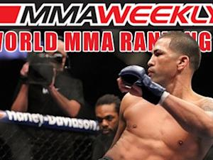 MMA Top 10 Rankings: Anthony Pettis Takes Top Spot at Lightweight