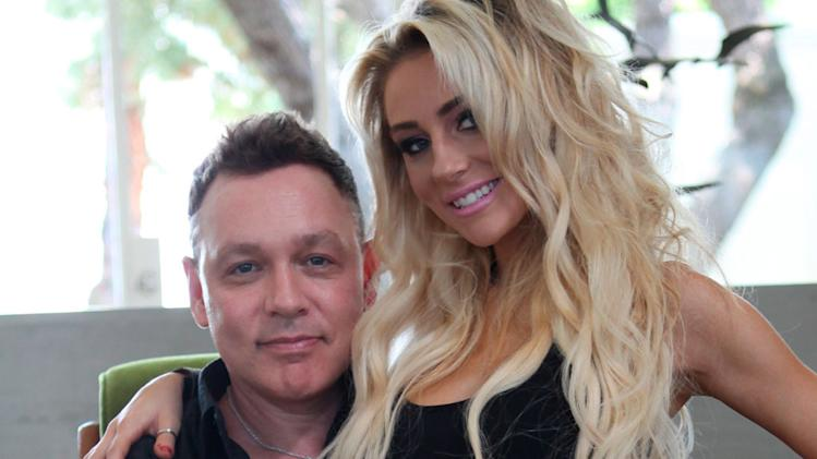 Courtney Stodden and Doug Hutchison (