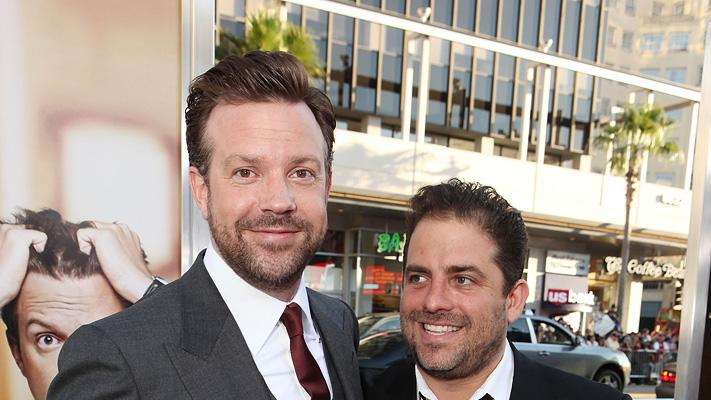 Horrible Bosses 2011 LA Premiere Jason Sudeikis Brett Ratner