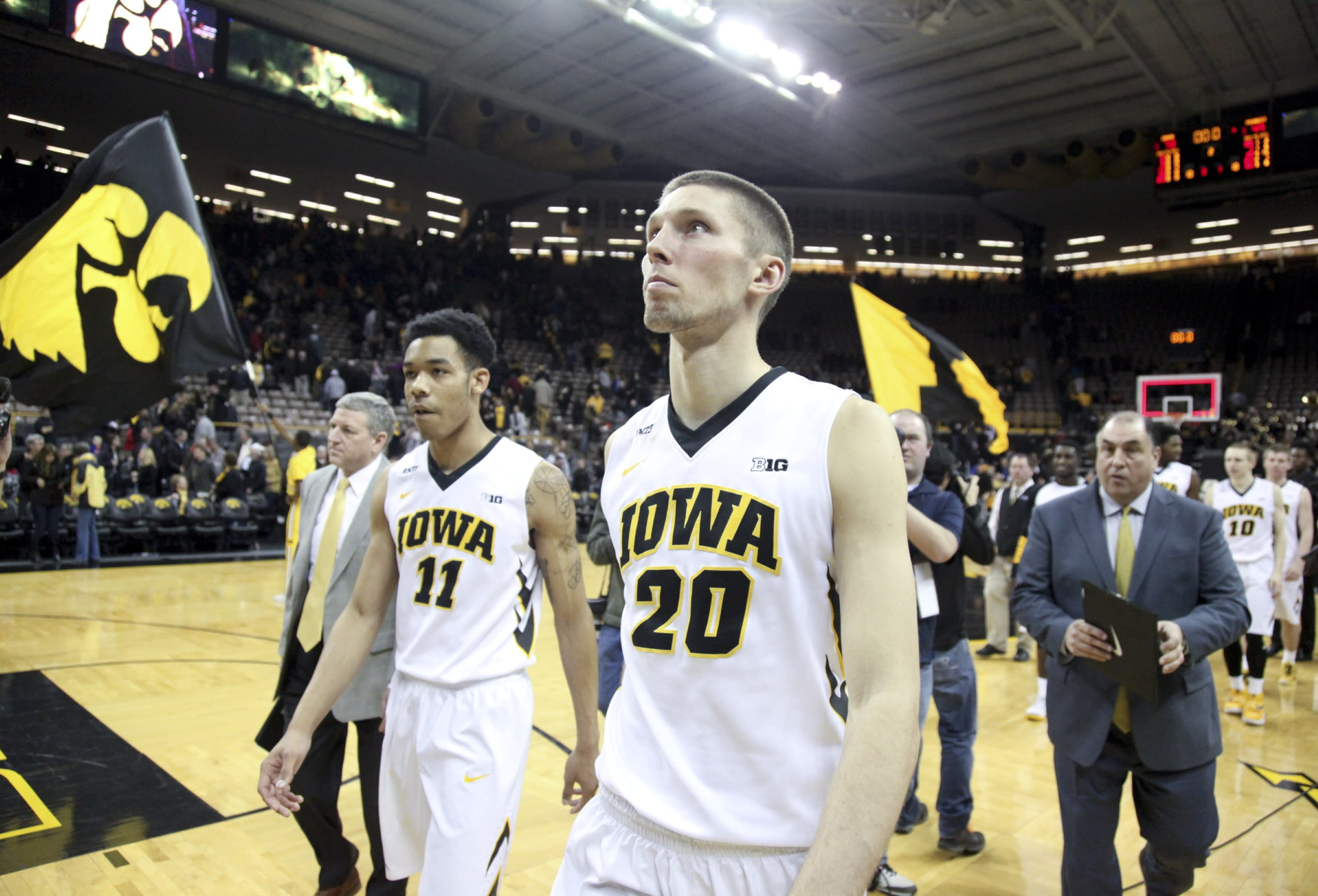 Brad vs. the Book: Historic season to continue for Hawkeyes at IU