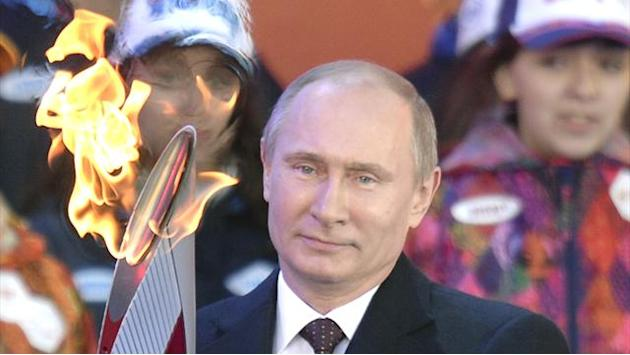 Olympic Games - Putin warns against homophobia as Olympics approach
