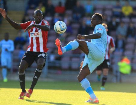 Soccer - Sky Bet League One - Coventry City v Brentford - Sixfields Stadium