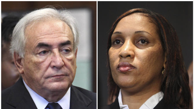 Strauss-Kahn, NYC hotel maid settle her lawsuit