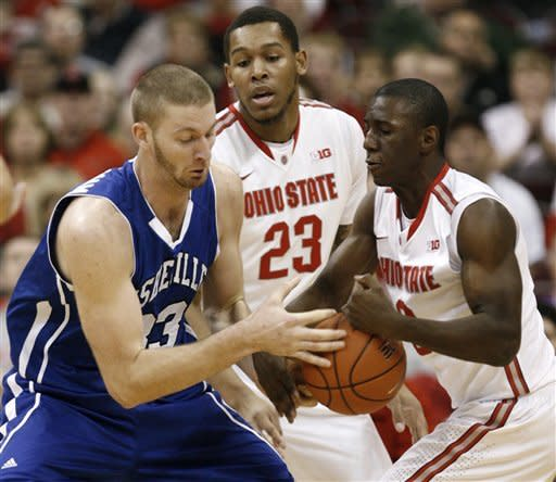 No. 7 Buckeyes sprint to 90-72 win over Asheville