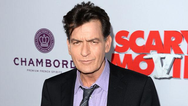 Charlie Sheen Wants to Be Donald Trump's Running Mate -- Thanks to Owen Wilson