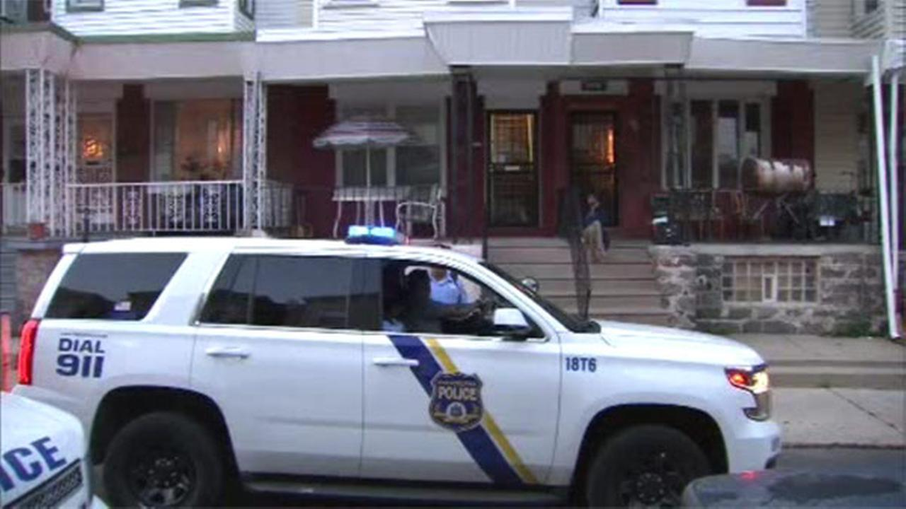 Baby found in duffel bag in West Philadelphia