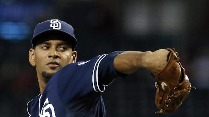 Ross leads Padres to 1-0 win over Diamondbacks