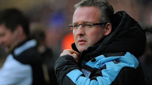 Paul Lambert is aware of Bradford's threat