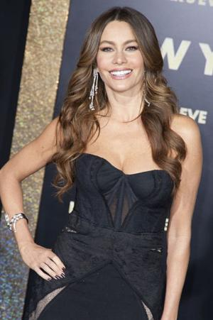 Sofia Vergara Reveals a Style Secret and Saves Her Wax Figure From a Wardrobe Malfunction
