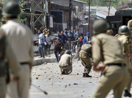 One dies in Kashmir after police fire on protesters
