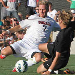 WCC Men's Soccer Player of the Week | November 17, 2014