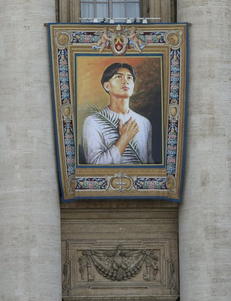Pedro Calungsod