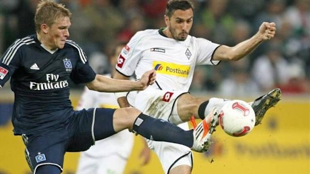 Saison 2012/2013: M'gladbach vs. Hamburger SV